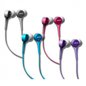 Auricolari Maxell Juicy in-ear Blu