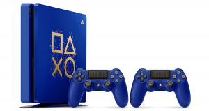 Console Sony Ps4 500GB Limited Edition + 2 DSA