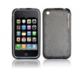Cover Puro Iphone Trasparente Nero
