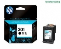 Cartuccia Hp 301 Black Blister