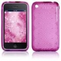 Custodia Iphone puro trasparente rosa